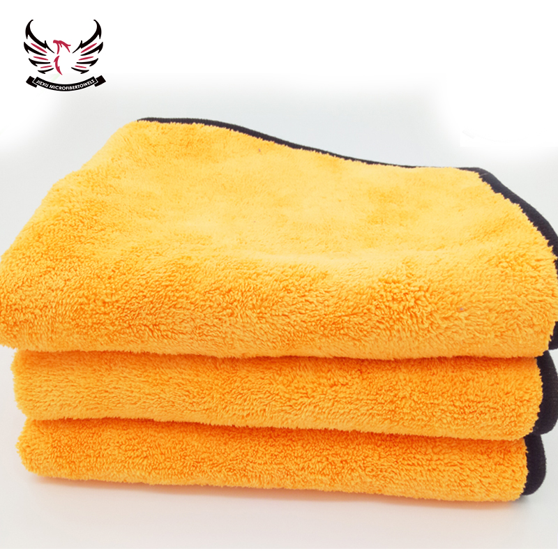 100 % Microfiber Absorbent Soft Drying Car Buffing <strong>Towel</strong>