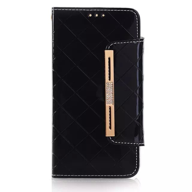 Leather Wallet Case with Card Slot and Scrap for SAMSUNG GALAXY Note 5, Stand Cover Leather Case for Saumsung Galaxy note 5