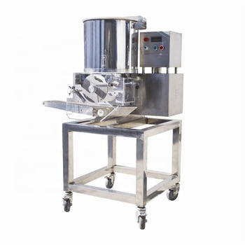 Meat Pie Production Line/Meat Cutlet Making Machine/Patty Molding Machine For Burger