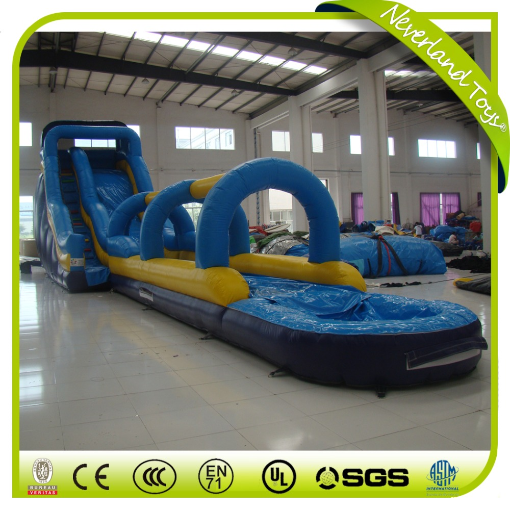 inflatable cliff jump slide,inflatable slide big giant,new inflatable slide with jump