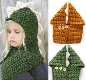 837c6d08ec8 Baby Scarf Hat