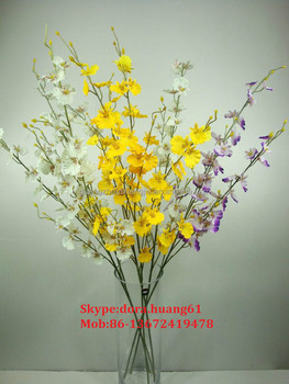 Sjh011122 Cheap Plastic Flowers Bulk Silk Flowers Silk Artificial