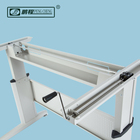 Top Selling in Korea Durable Steel and E1 Panel Height Adjustable Ergonomic Desk