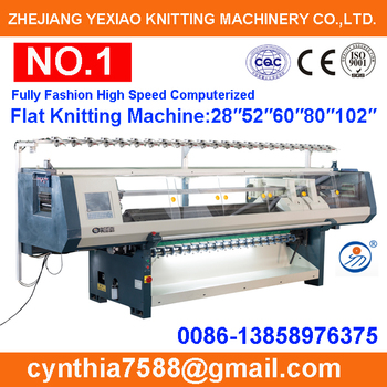Manual Bed Spare Parts Of Hand Used Stoll Flat Knitting Machine