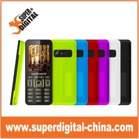 2.4inch quad band gsm chinese phone with shortcut key