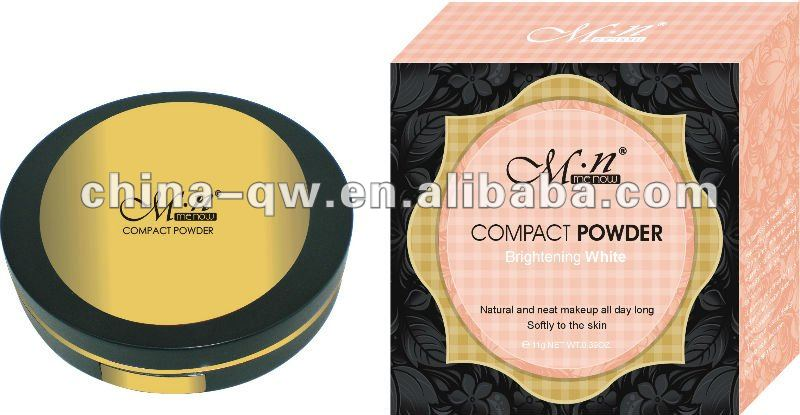 Menow F11013 Flawless Pressed Powder with Mirror