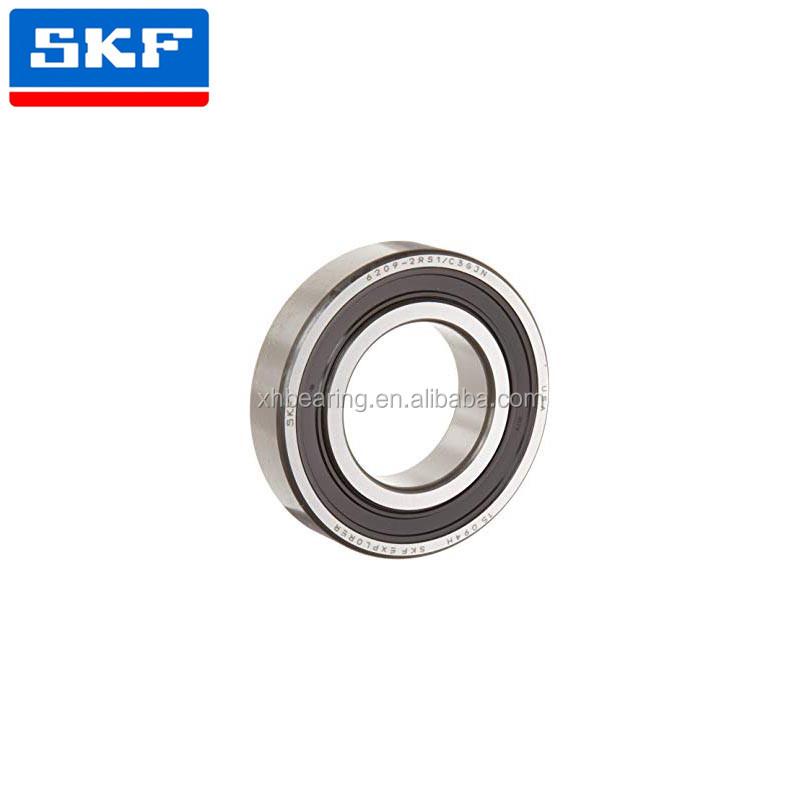 63004-2RS1//C3 SKF Deep Groove Ball Bearing Single Row
