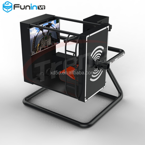 Top sales Zhuoyuan Technology 720 Degree arcade aircraft game machine Flight Simulator