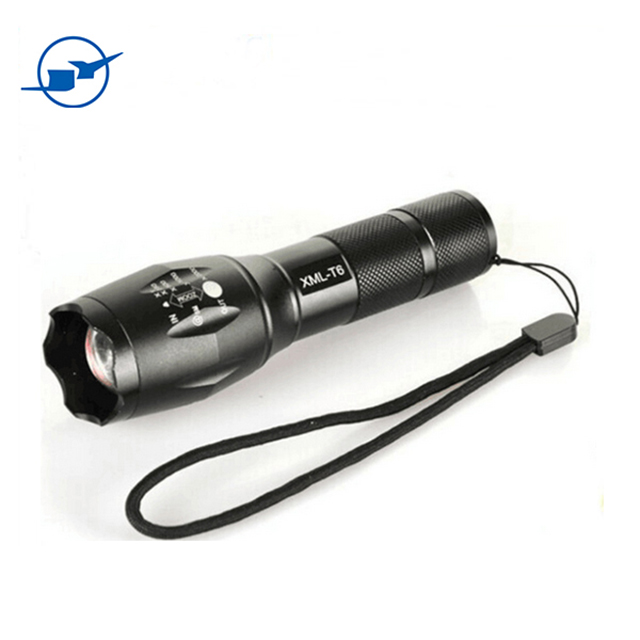 OEM High Power Rechargeable Led Flashlight Tactical G700 LED Flashlight