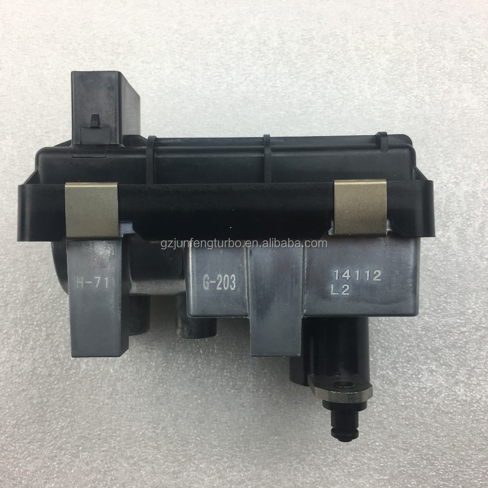 G-203 6NW008412 712120 Turbo Electric Actuator G-203