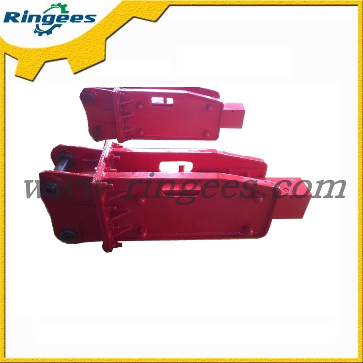 trustworthy china supplier offer RAMMER Hydraulic excavator breaker hammer for E80 , chisel Diameter 140MM *length 135MM
