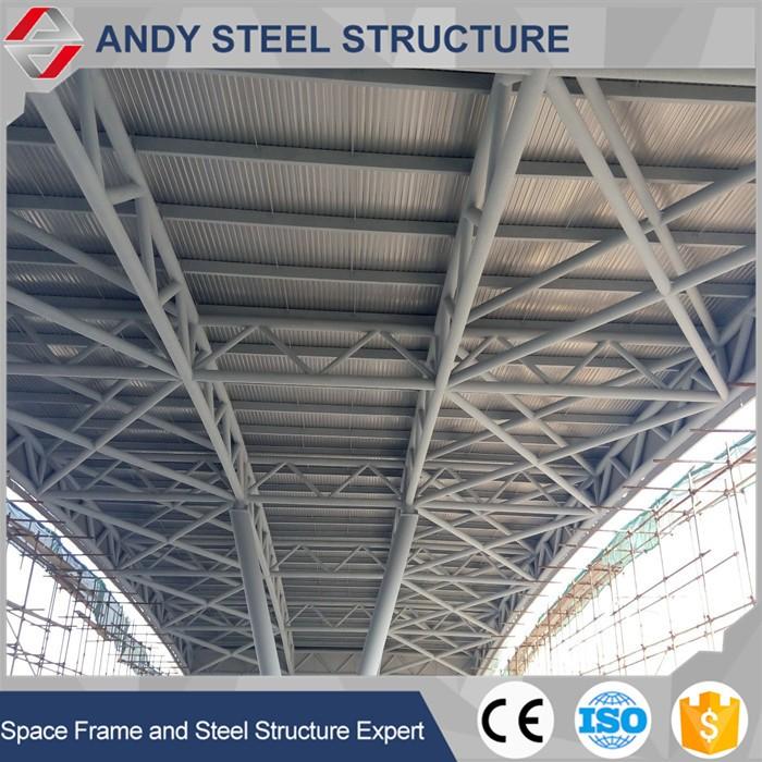 Light Gauge Steel Flat Roof Truss