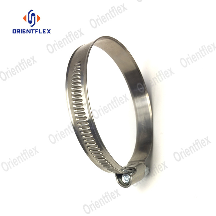 20 x Brand New Stainless Steel Hose Clamp 23mm to 44mm with 12.7mm width