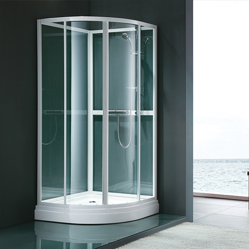 Free-standing Acrylic Showers, Free-standing Acrylic Showers ...