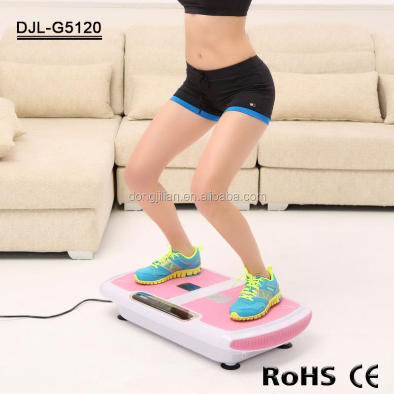 2016 New Portable Power Max Vibration Plate