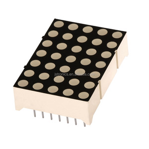 1.1 inch low price 5x7 elevator led dot matrix 3mm 7x5 display