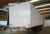 Wing open van box truck side semi trailer body luggage spare parts