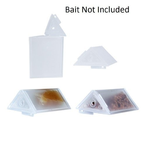 Innovative PC Products Ant Cafe Refillable Bait Station - Bag (48 stations)