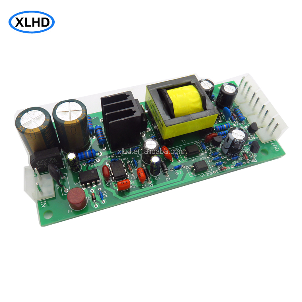 China Amplifier Pcb Manufacturers And Suppliers 94vo Circuit Board Six Layer Hasl Lf On