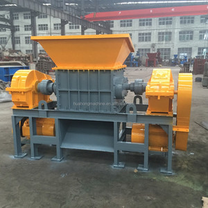 Henan High efficiency top quality feed shredder machine from China