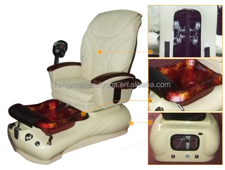 Cheap Durable Salon Nail Ocean Blue Home Pedicure Chair/european Touch Pedicure  Chairs/spa