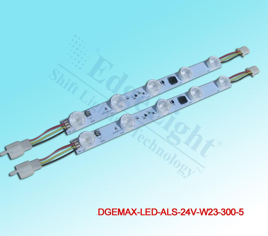 300mm length 3W high power LED bar strip