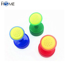 Mini Garden Flower Plastic Water Bottle Cap Sprinkler Head Mist Nozzle