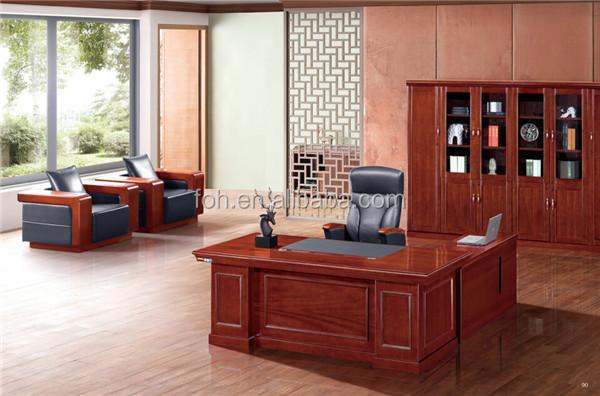 Tavolo Ufficio Legno : Moderna scrivania direzionale disegni tavolo ufficio mobili scuola