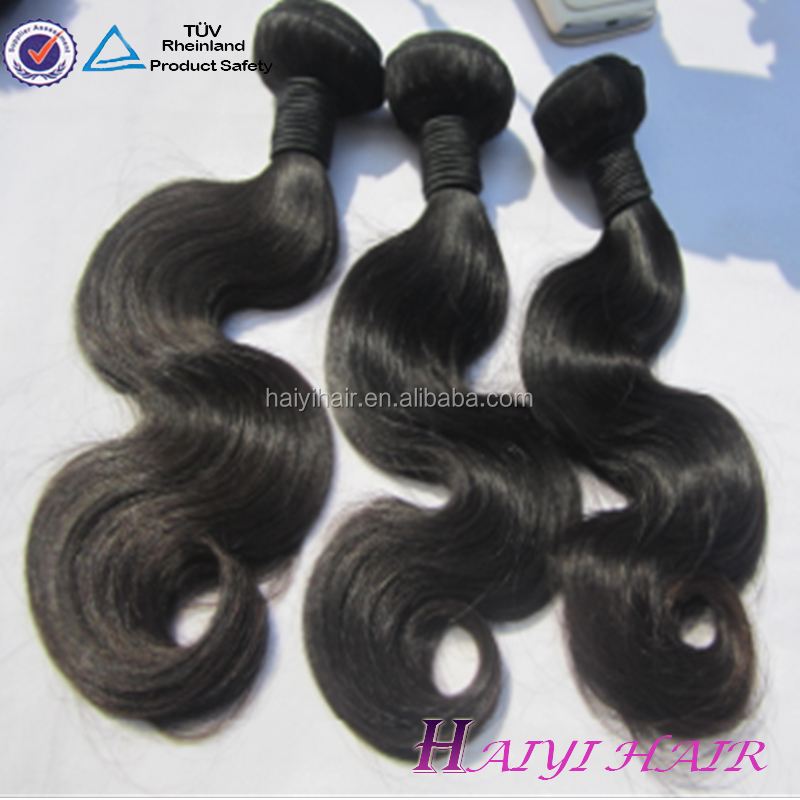 high quality Private Label Unprocessed virgin jerry curl weave extensions human hair
