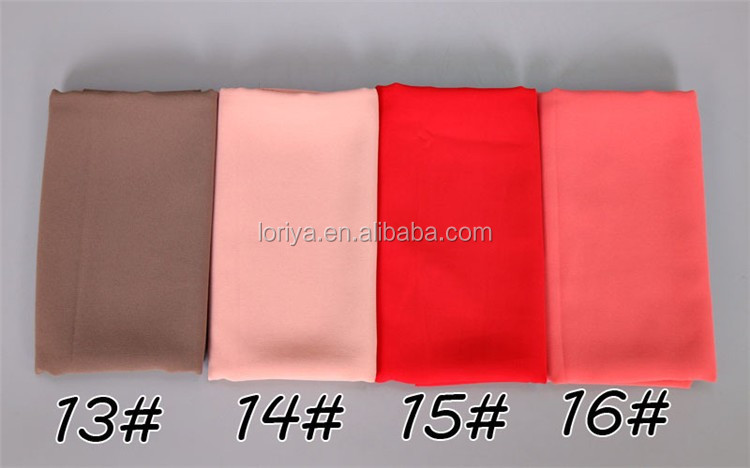 Fashion design Arab women muslim hijab scarf islamic ladies spring wear scarves muslim hijab