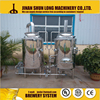 Stainless steel 304 micro beer brewing system mini brewery equipment for pub complete 200l micro brewery system