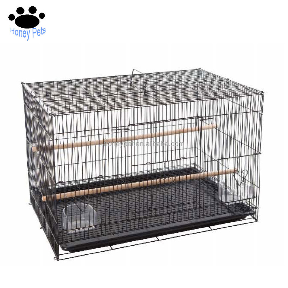 Chinese wire bird breeding cage aviary for sale