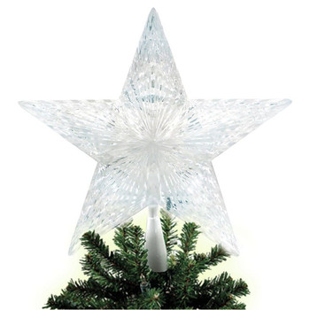 2017 Wholesale Christmas Tree Star original felt star christmas tree topper