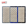 Outside Wall Noise Insulation For Generator Soundproof Temporary Barriers