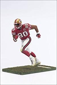 45e34113 McFarlane NFL SportsPicks Jerry Rice 49ers/Deion Sanders Dallas Cowboys  Figure 2-pack