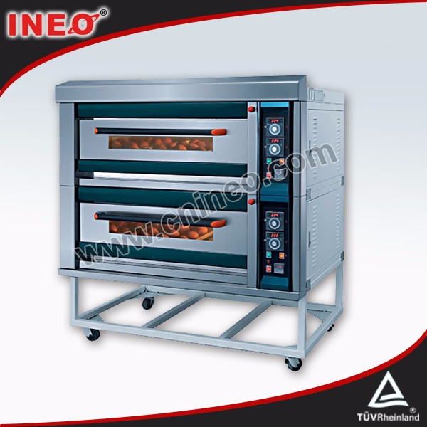 CE Approved commercial bakery rational combi oven/gas stove with oven