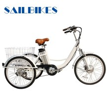 electric cargo tricycle bicycle
