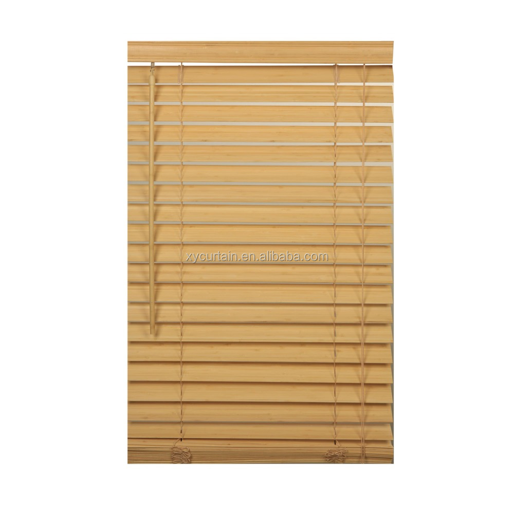 Bamboo venetian window blinds curtains