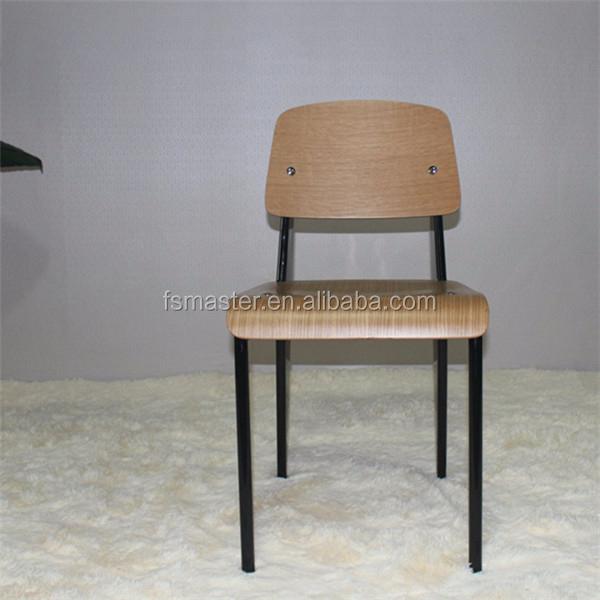 sans bras cole jean prouv standard eglise chaise chaises de salle manger id de produit. Black Bedroom Furniture Sets. Home Design Ideas