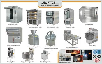 Bakery Oven Machines And Equipments Buy Oven Bakery