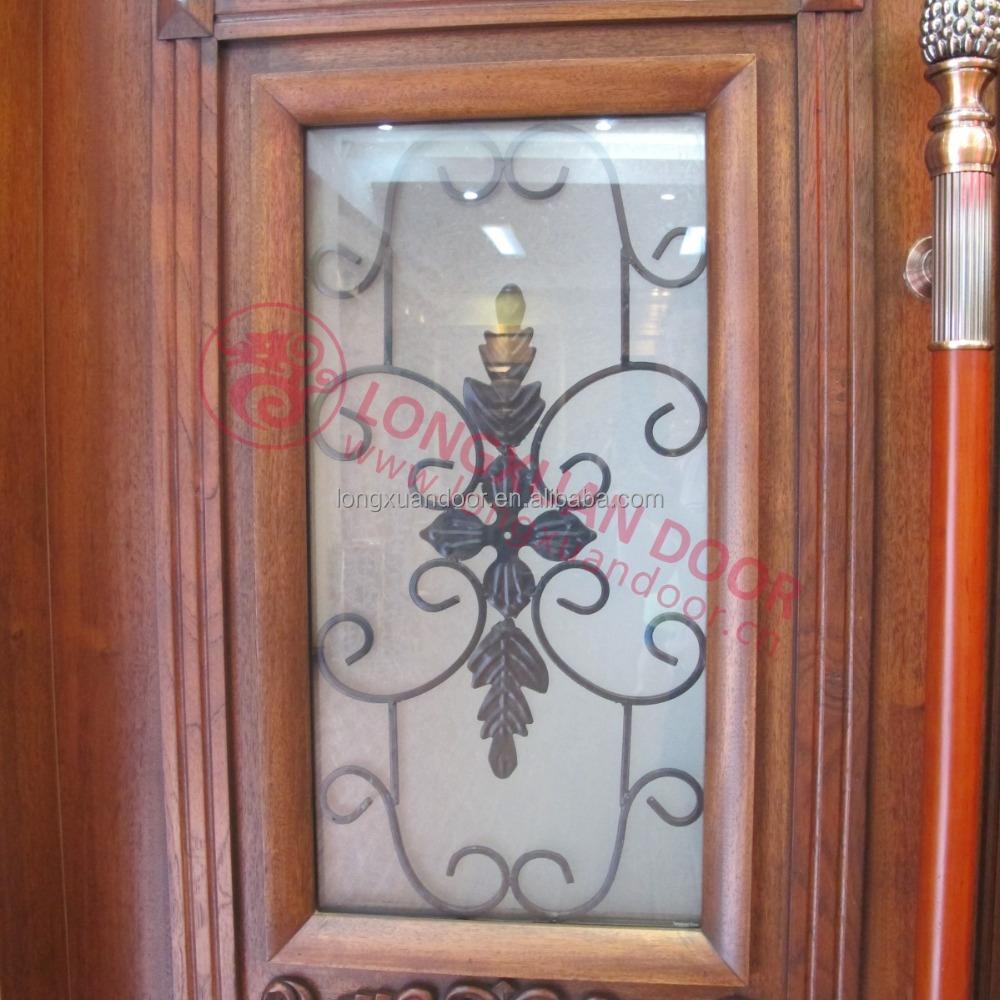 Dise o de la puerta de entrada principal de madera mejor - Puertas de madera para entrada principal ...