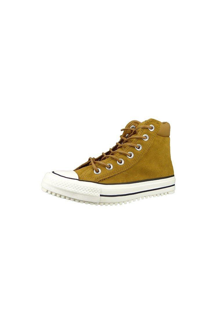 f8d00710827796 Converse Chuck Taylor All Star Converse PC Boot Hi Antiqued Egret Black  Men s Shoes
