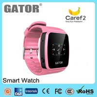 Kids mobile watch phones, android smart watch sim, wifi smart watch 2017 gps kids tracker watch
