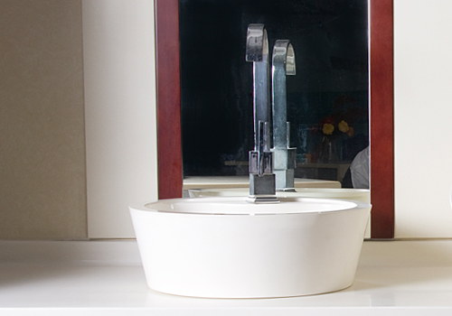 Artificial Stone Resin washing basin for Bathroom