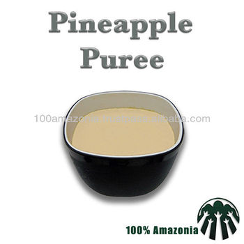 Pineapple Frozen Pulp