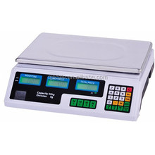 ACS Serie Preis Ladenwaage 3 kg/1g Digital <span class=keywords><strong>Gewicht</strong></span> <span class=keywords><strong>Maschine</strong></span>