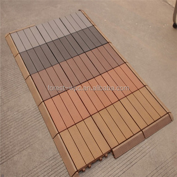 pool deck tiles balcony use bathroom use 300x300mm square wood tile
