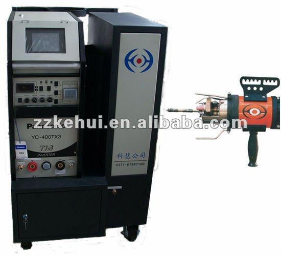 PLC digital control inverter tig 400A electric welding machine
