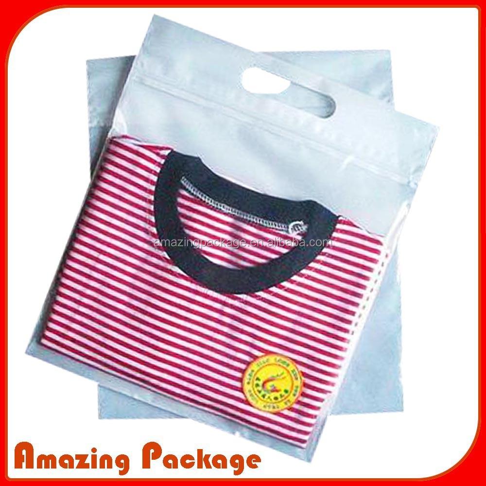 High Quality Custom Printed Clothing Ziplock Bags Buy