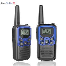Profissional Walkie Talkie <span class=keywords><strong>Rádio</strong></span> em Dois Sentidos <span class=keywords><strong>Rádio</strong></span> Transceptor GoodTalkie T5 rádios em dois sentidos